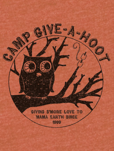 camp give a hoot