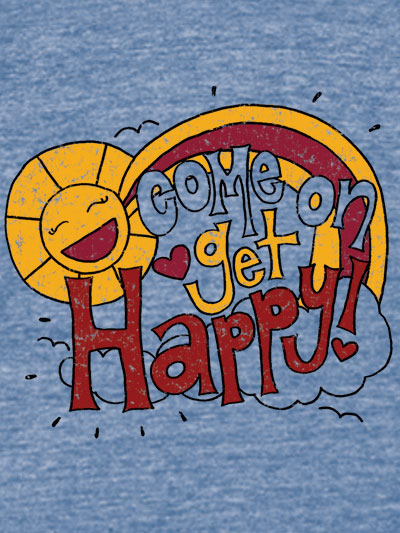 come on get happy