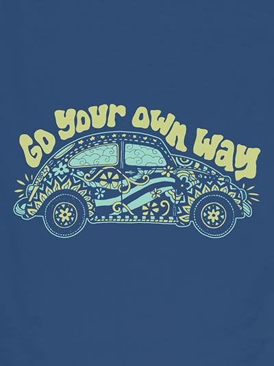 go your own way vw