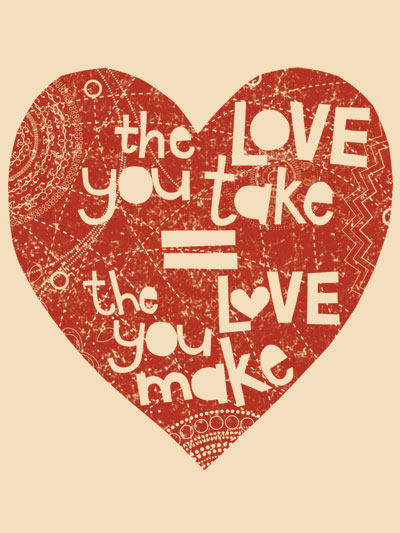 the love you make